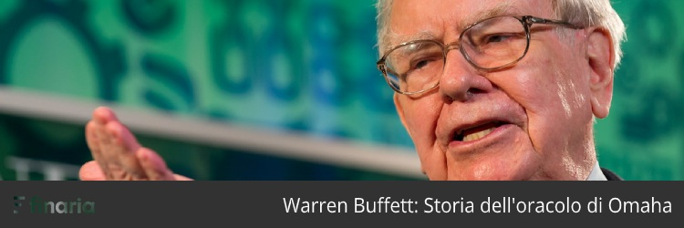 warren buffett storia