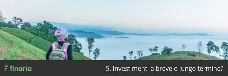 investimenti per giovani lungo termine