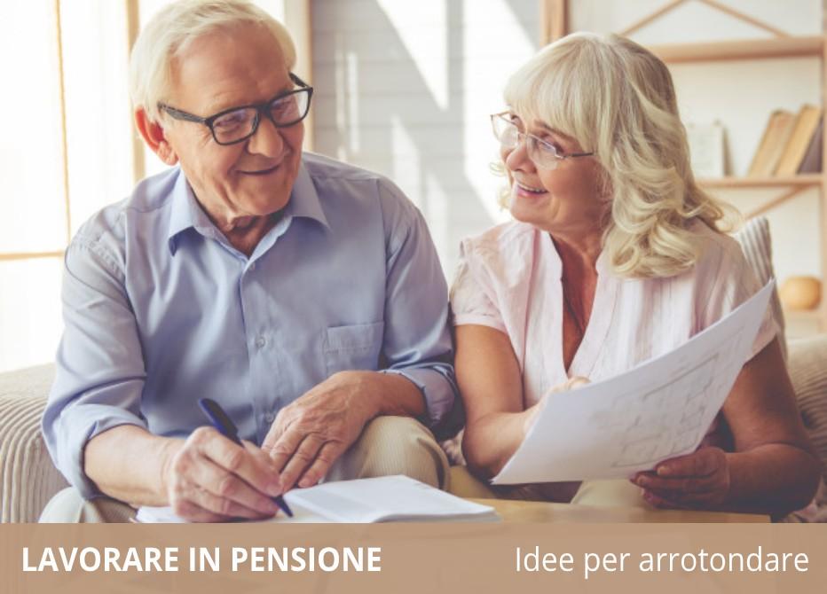 lavorare in pensione