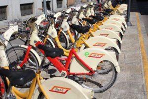 bike sharing economy
