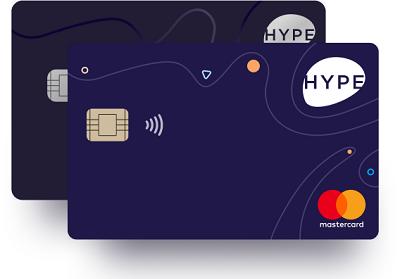 Carta crypto Hype
