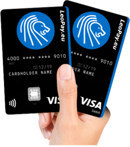 carte visa leopay gratis