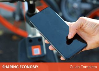 sharing economy cos'è