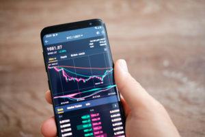 trading bitcoin app