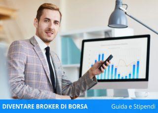 come diventare broker di borsa