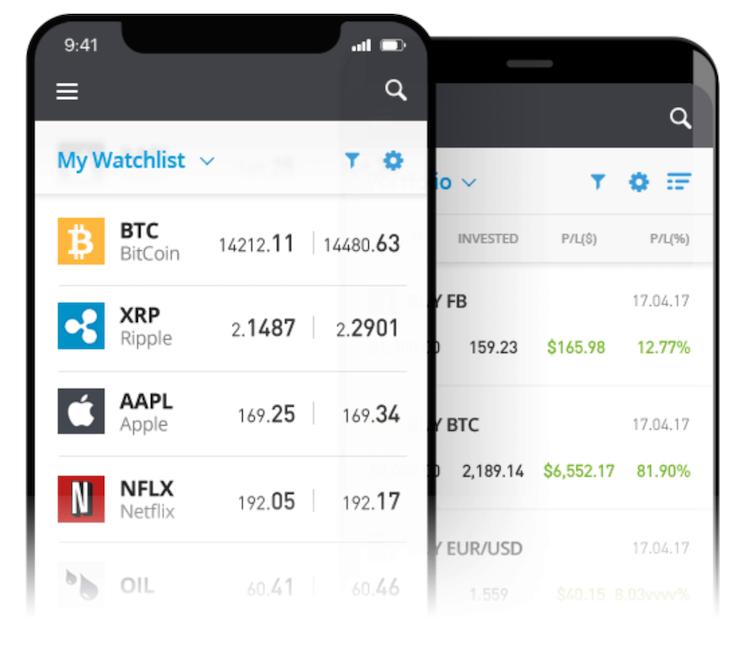 migliore app per investire in criptovalute