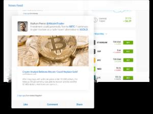 etoro news social trading