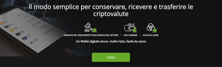 etoro wallet criptovalute