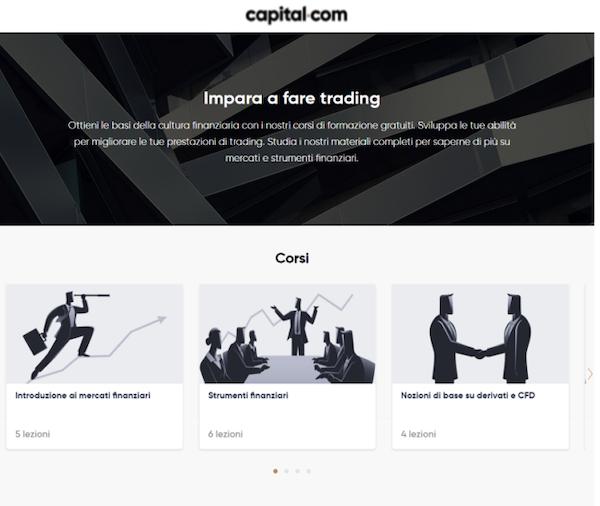 capital.com corsi
