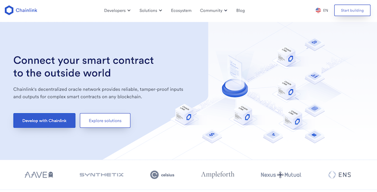 chainlink progetto