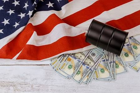 dollaro petrolio