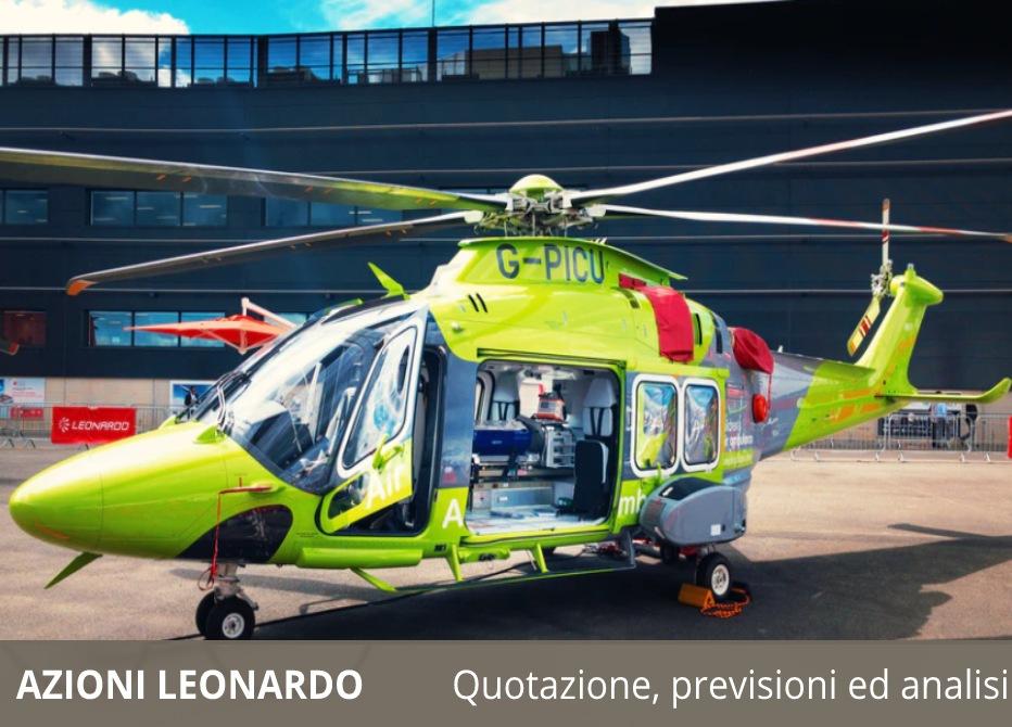 Azioni Leonardo