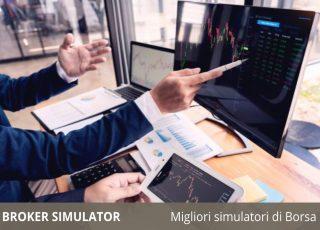Broker Simulator