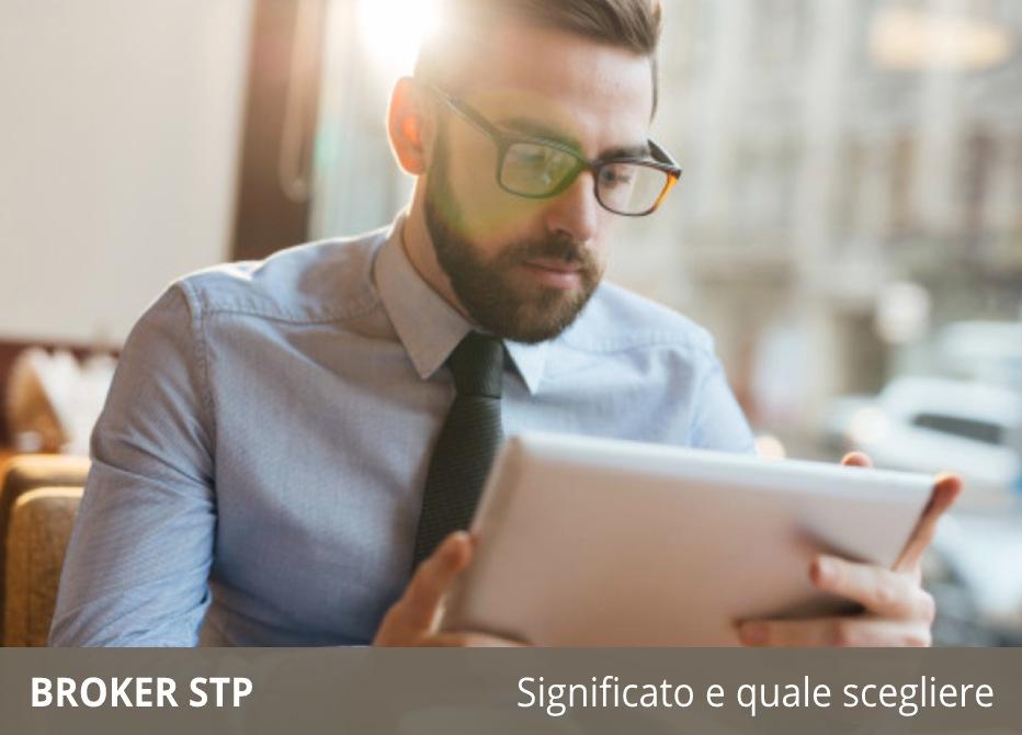 broker stp significato