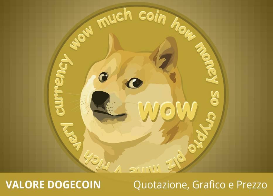 dogecoin valore