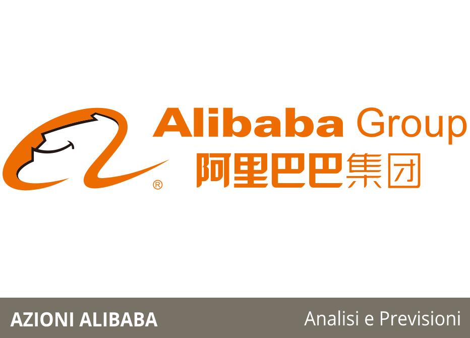 Quotazione Alibaba azioni in tempo reale