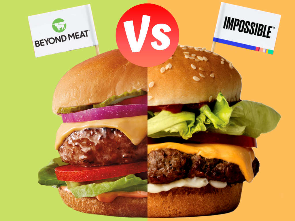 beyond meat vs impossible food ipo