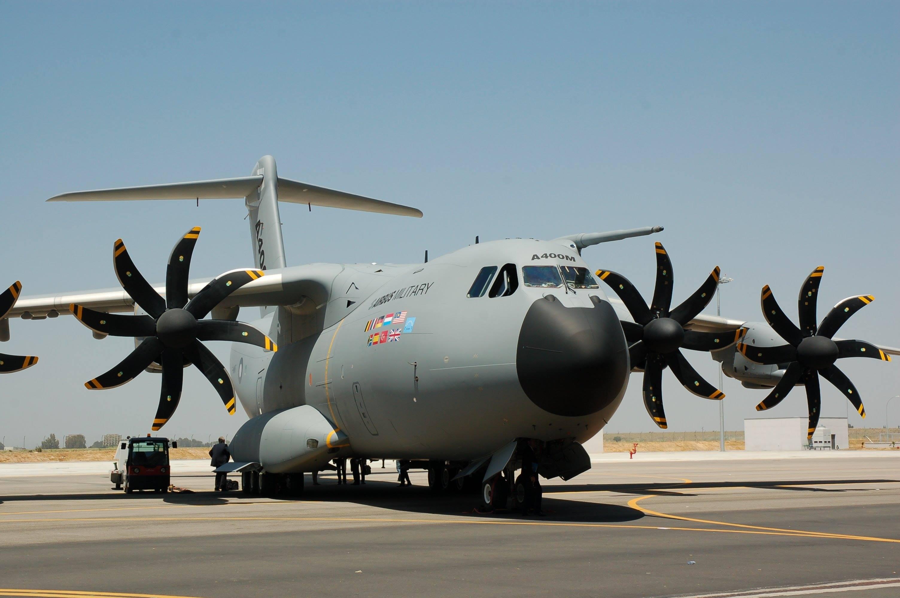 Airbus A400 cargo