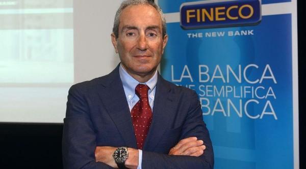 Alessandro Foti CEO Fineco Bank