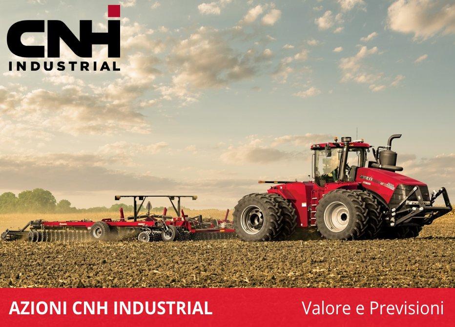 azioni cnh industrial
