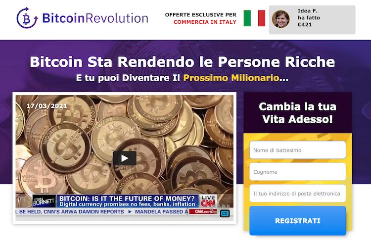 bitcoin revolution sito ufficiale