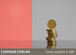 comprare sterline