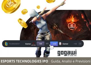 Esports Technologies IPO