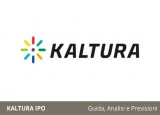 Kaltura IPO