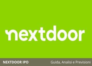 Nextdoor IPO