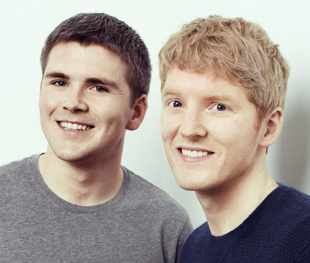 Stripe IPO John e Patrick Collison