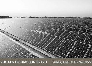 Shoals Technologies IPO