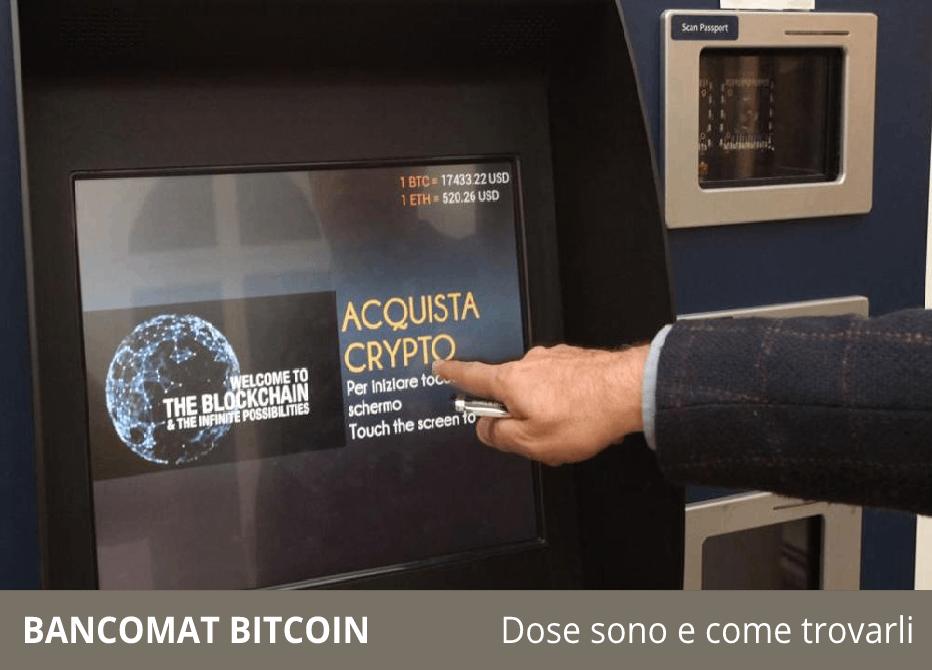 ottieni un bancomat bitcoin)