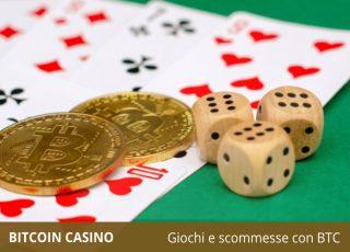 migliori bitcoin casino
