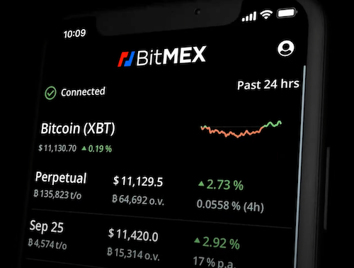 bitmex criptovalute