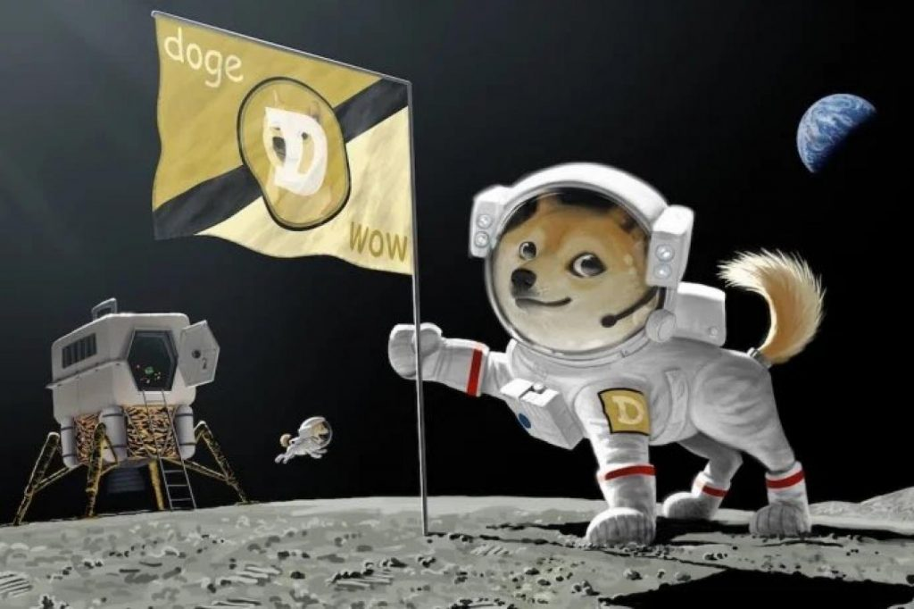 previsioni dogecoin moon