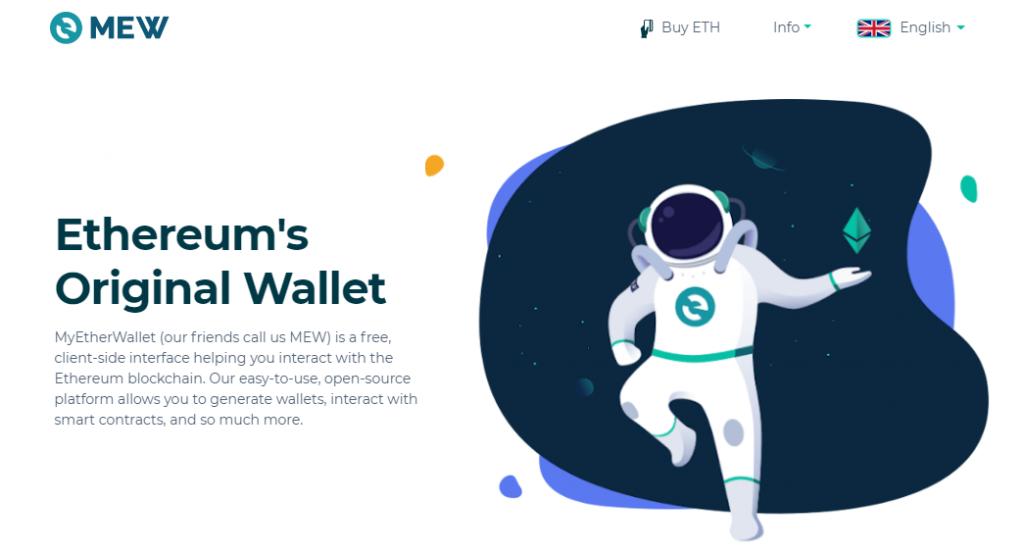 ethereum wallet mew