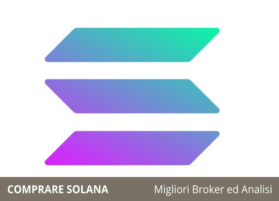 Comprare Solana