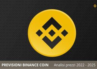 Previsioni Binance Coin