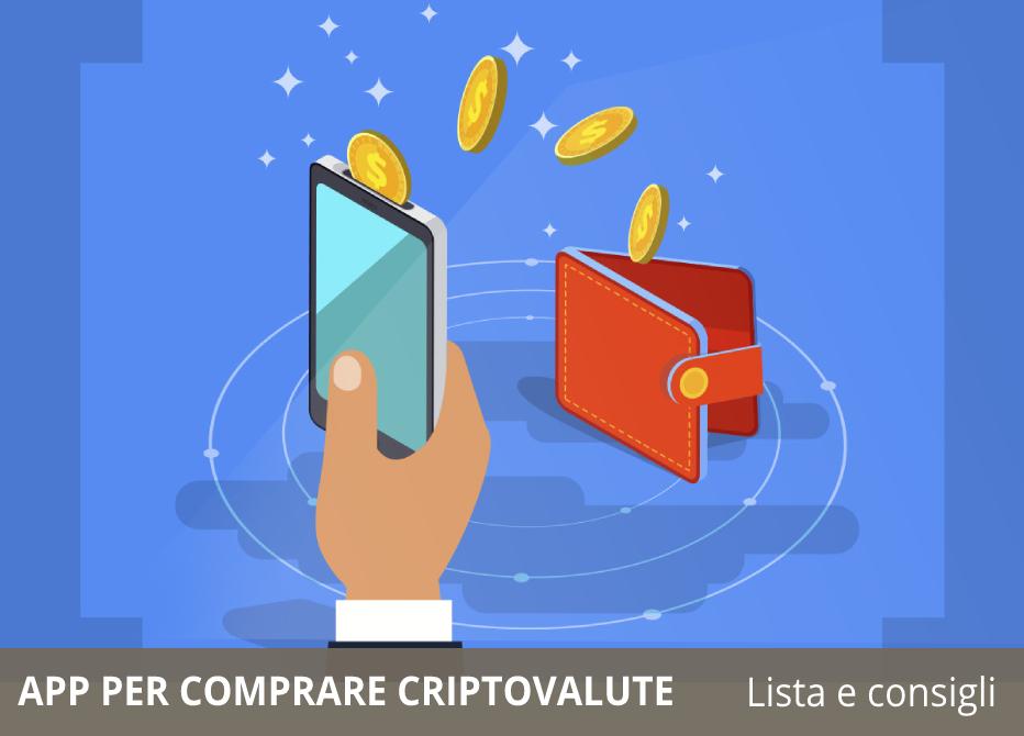 migliori app per criptovalute)