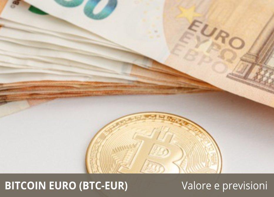 tasso di cambio bitcoin euro