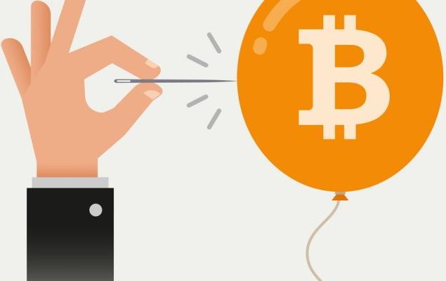 previsioni bitcoin bolla