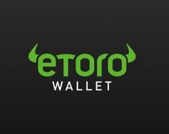 eToro wallet logo