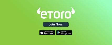 eToro migliore app per investimenti