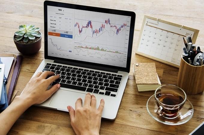forex trading laptop