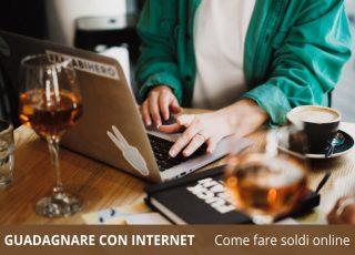 guadagnare internet soldi online