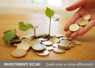 investimenti sicuri guida per iniziare