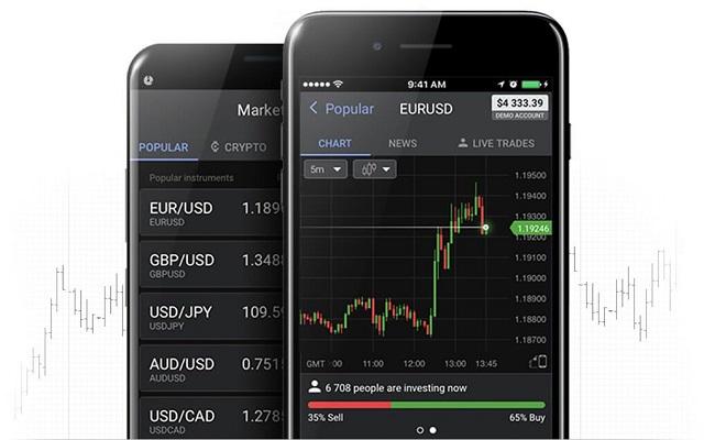 libertex-app-smartphone