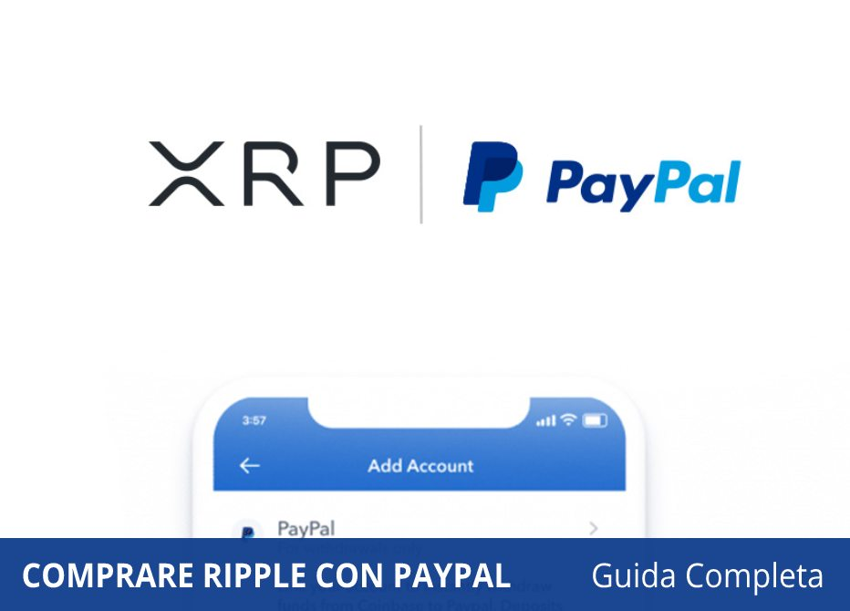 comprare ripple paypal