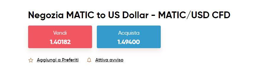 Capital.com CFD Matic