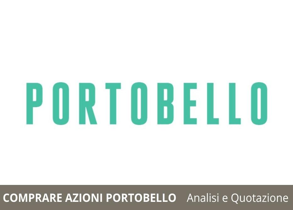 Comprare azioni Portobello